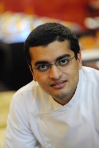 Chef Ankur Chakraborty