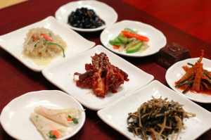 Banchan - demostrative picture
