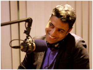 Ranveer Brar teasing Vikas Khanna
