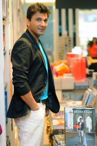 Michelin starred chef Vikas Khanna