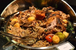 Flavourful Lamb Ouzi