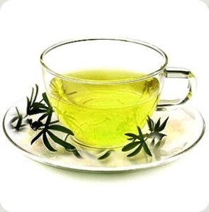 Green Tea - sip of health