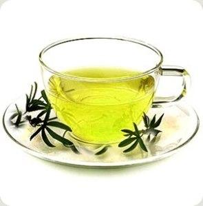 Green Tea - sip of health