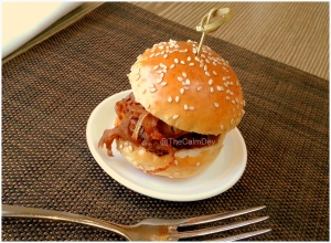 Sliders - order chicken or beef