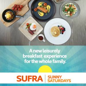 Sufra Sunny Saturdays