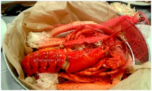 King Crab and Lobster - get cracking