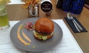 Omnia Wagyu - one of the best burgers in town