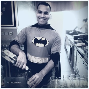 The Bat behind the Bar