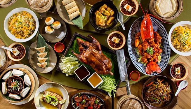 Man vs Lobster @ Zheng He