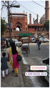 Eid @ Jama Masjid